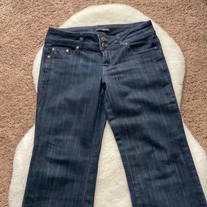 Willi Smith Boot Cut Jeans Size 6